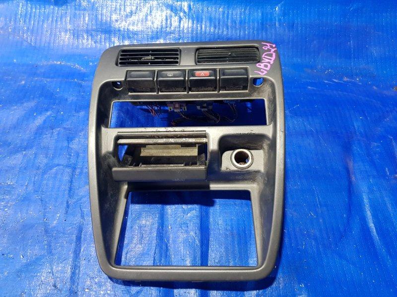 Центральная консоль Nissan Terrano LBYD21 1995 (б/у)