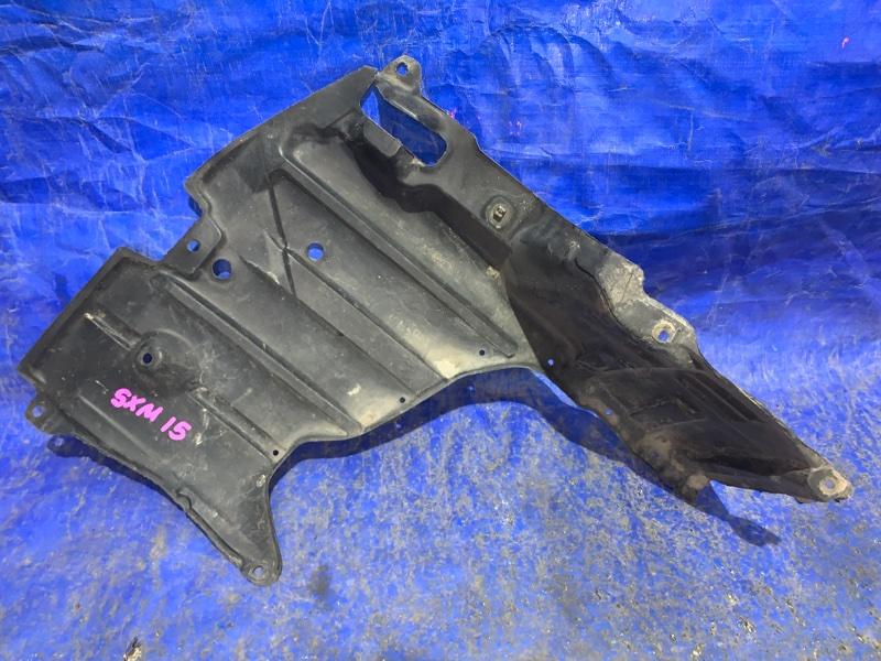 Защита двигателя Toyota Ipsum SXM10G передняя правая (б/у)