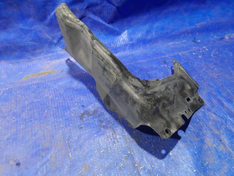 Защита двигателя Toyota Corolla Fielder NZE144 передняя левая (б/у)