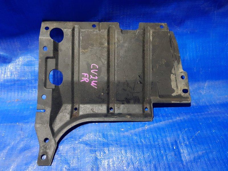 Защита двигателя Mitsubishi Airtrek CU5W передняя правая (б/у)