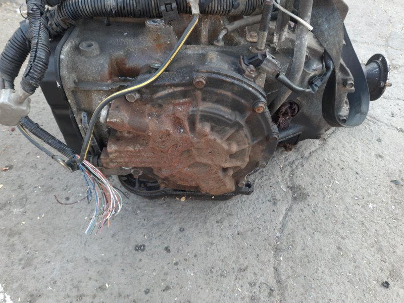 Акпп Mazda Mpv LW3W L3 (б/у)