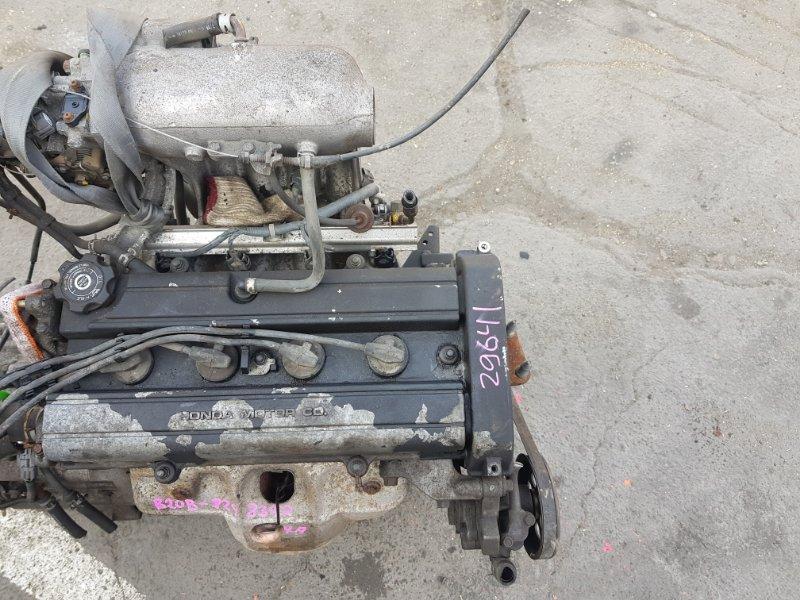 Двигатель Honda Stepwgn RF1 B20B (б/у)