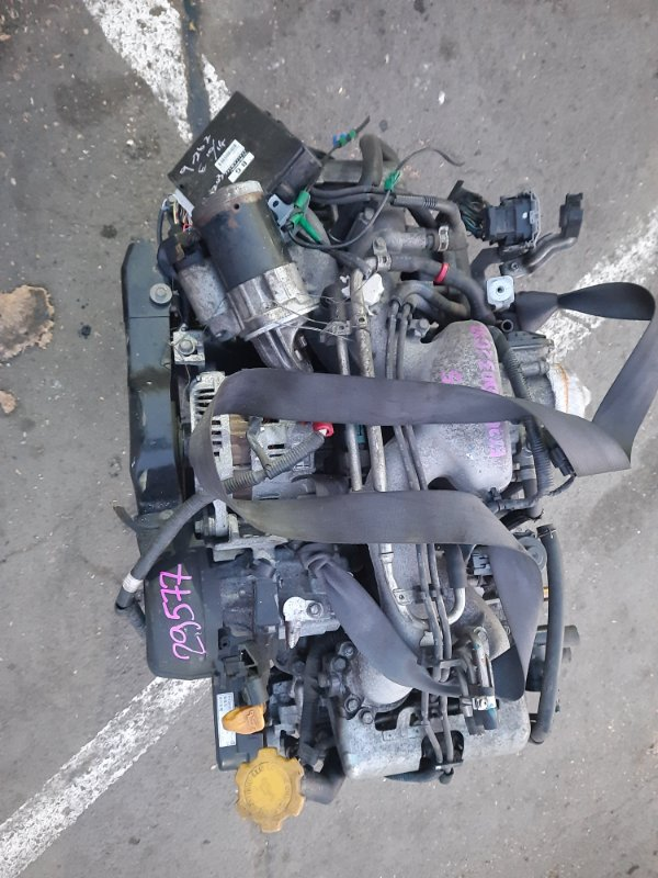 Двигатель Subaru Legacy BP5 EJ203 (б/у)