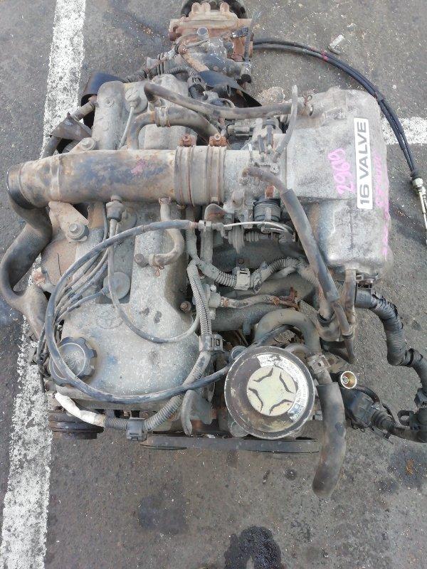 Двигатель Toyota Toyoace RZU100-0100531 3RZFE 1997 (б/у)