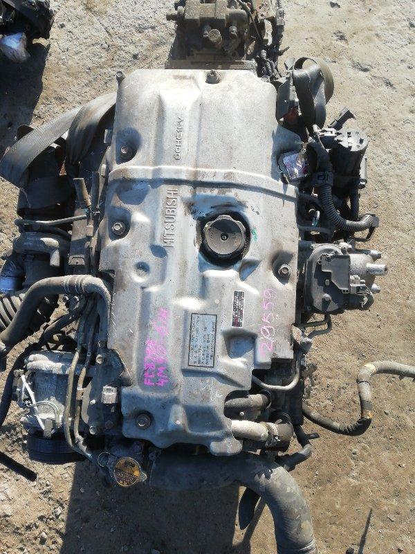 Двигатель Mitsubishi Canter FE82 4M50T (б/у)