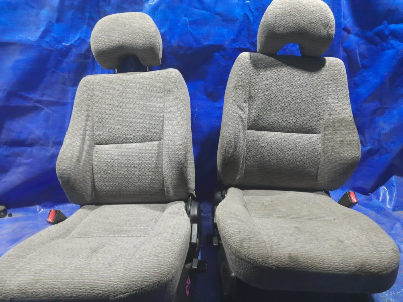 Сидение Mitsubishi Pajero Mini H53A переднее (б/у)