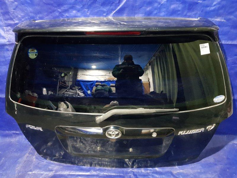 Дверь 5-я Toyota Kluger MCU25 (б/у)