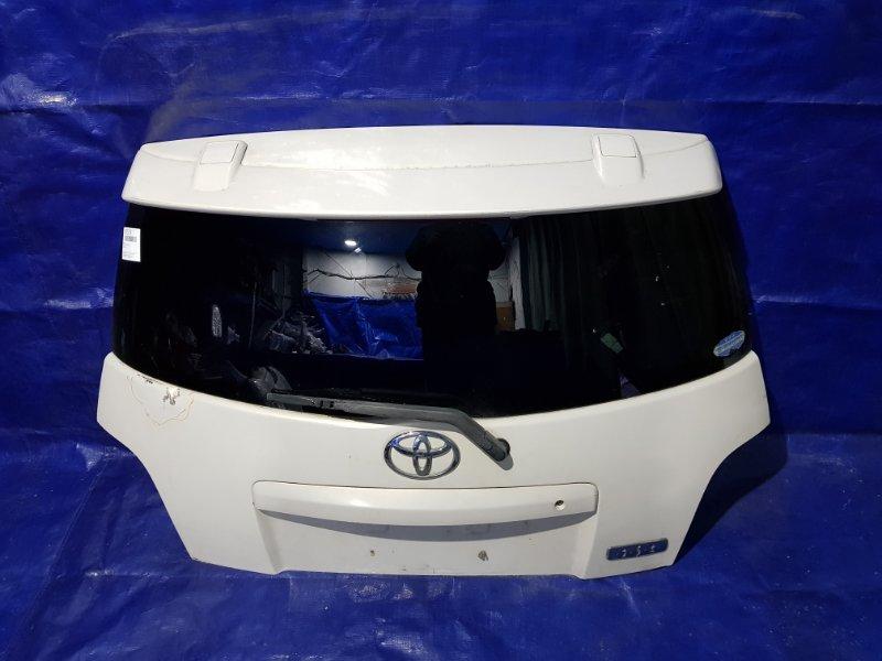 Дверь 5-я Toyota Ist NCP65 (б/у)