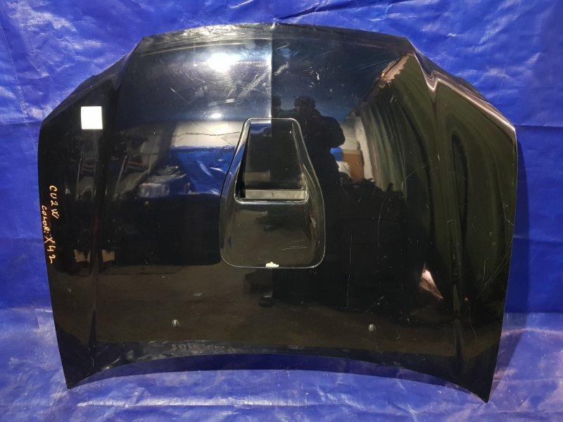 Капот Mitsubishi Outlander CU2W (б/у)