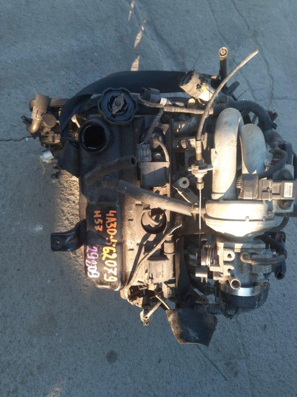 Двигатель Mitsubishi Pajero Mini H58A 4A30 (б/у)