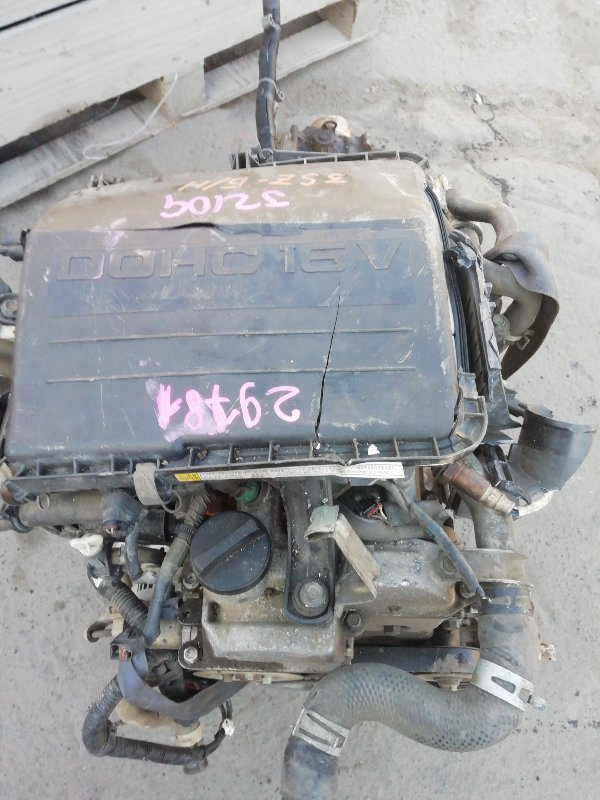 Двигатель Toyota Rush J210E 3SZVE (б/у)