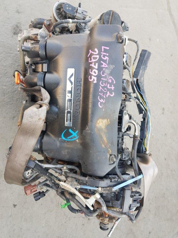 Двигатель Honda Airwave GJ2 L15A (б/у)