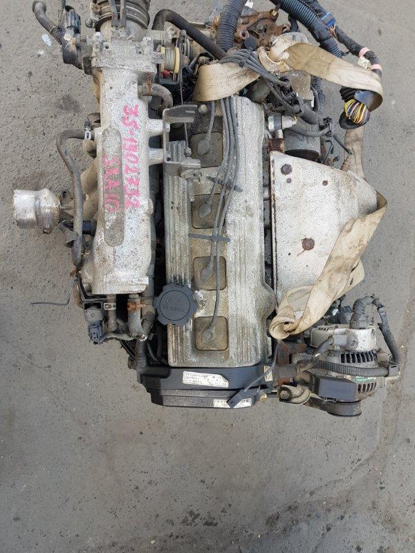 Двигатель Toyota Rav4 SXA10 3SFE (б/у)