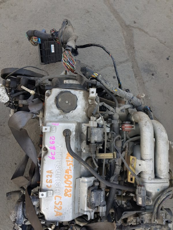 Двигатель Mitsubishi Lancer Cedia CS2A 4G`15 (б/у)