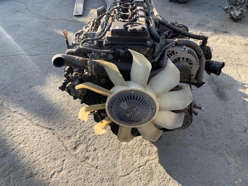 Двигатель Nissan Atlas SZ5F24 ZD30DDTI (б/у)