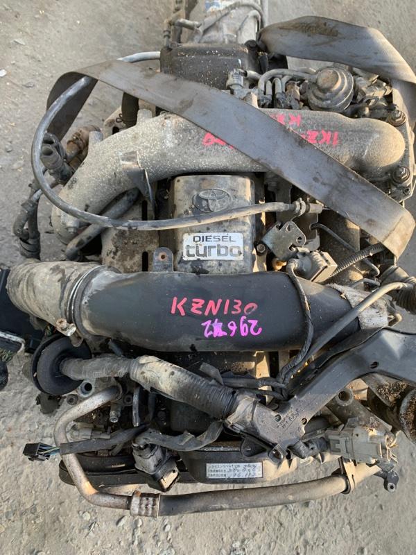 Двигатель Toyota Hilux Surf KZN130 1KZTE (б/у)