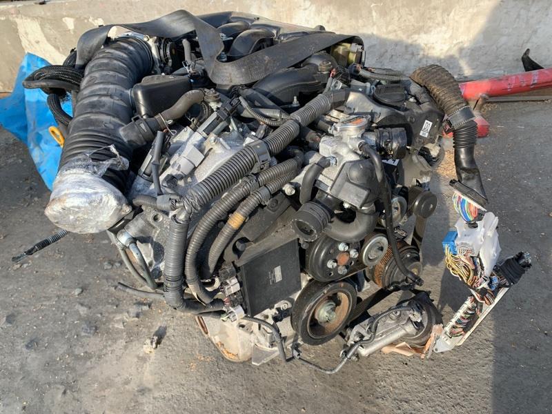 Двигатель Toyota Crown GRS181 4GRFSE (б/у)