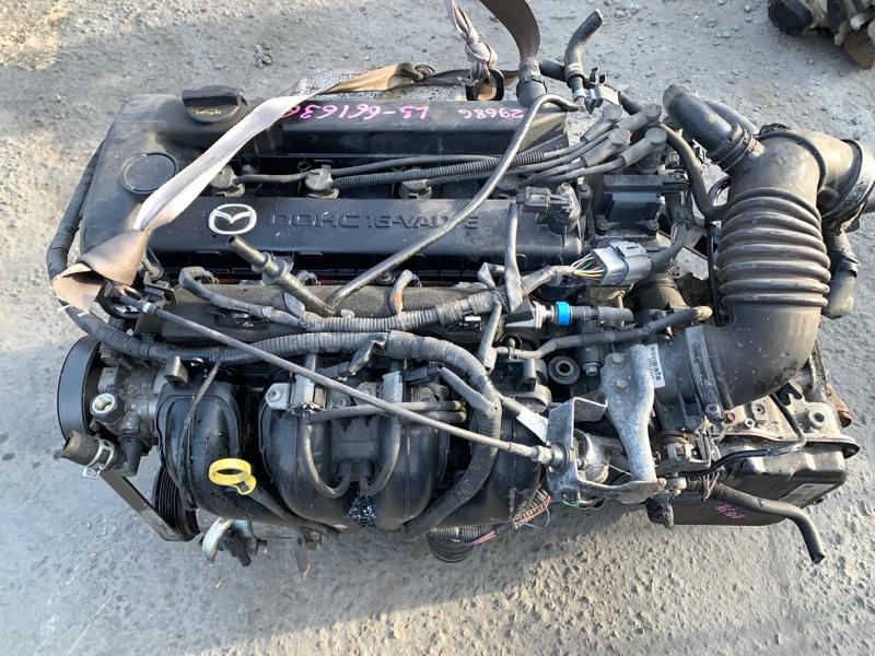 Двигатель Mazda Tribute EP3W L3DE (б/у)
