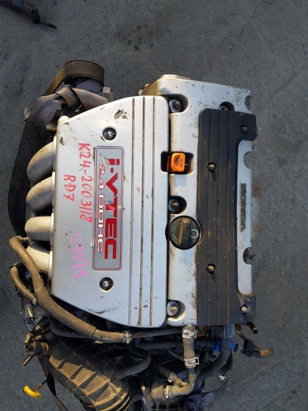 Двигатель Honda Accord CM3 K24A (б/у)