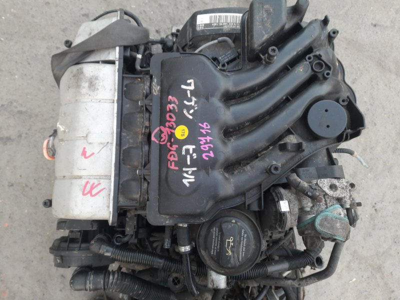 Двигатель Volkswagen Golf 1J1 AZJ (б/у)