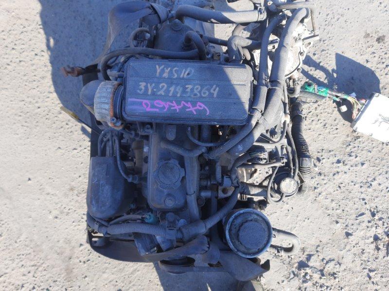Двигатель Toyota Crown YXS10 3YPE (б/у)