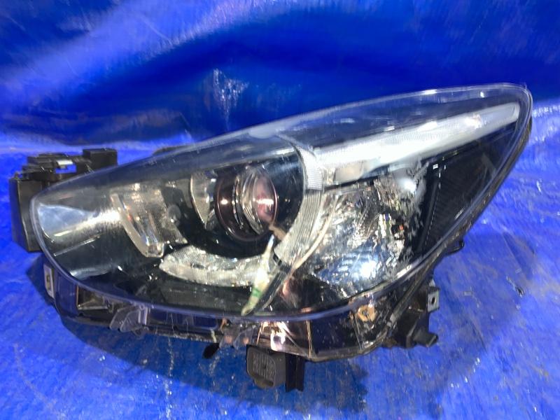 Фара Mazda Demio DJ3FS передняя левая (б/у)