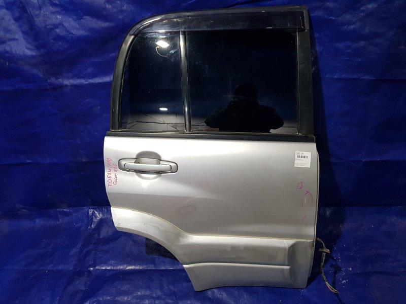 Дверь Suzuki Escudo TD62W задняя правая (б/у)
