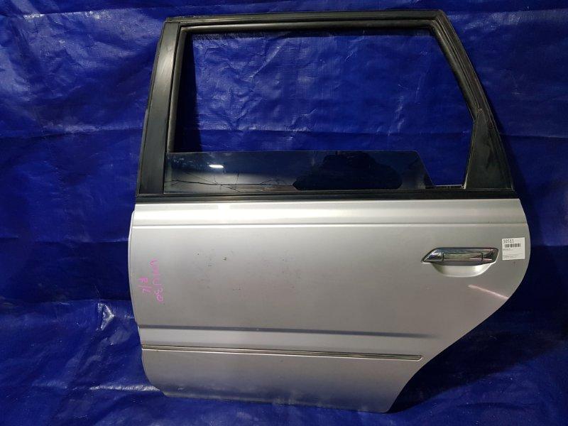 Дверь Nissan Presage U30 задняя левая (б/у)