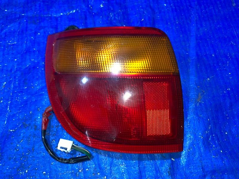 Стоп-сигнал Toyota Caldina AT191 задний левый (б/у)