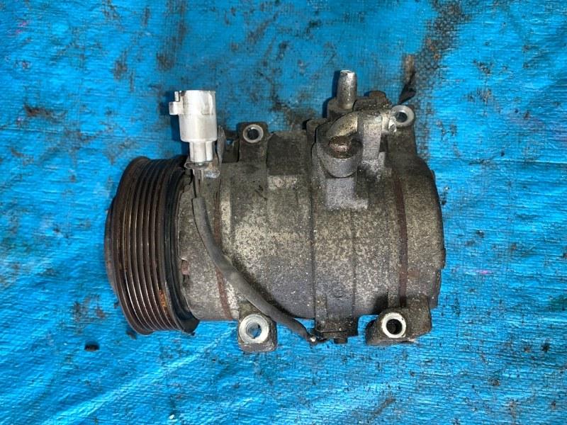 Компрессор кондиционера Toyota Estima ACR40 2AZ (б/у)