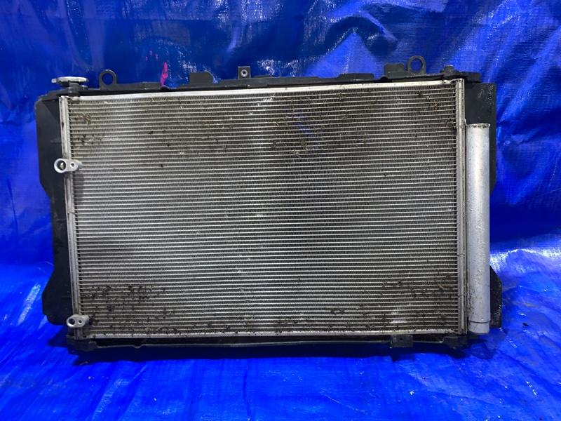 Радиатор основной Toyota Allion ZRT265 2ZRFE (б/у)