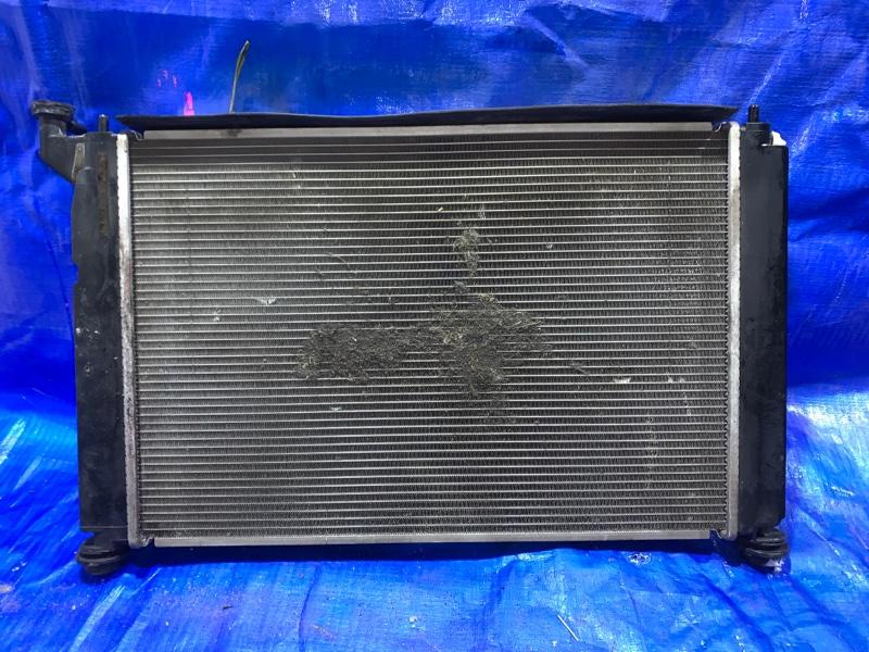 Радиатор основной Toyota Wish ZNE14 1ZZFE (б/у)