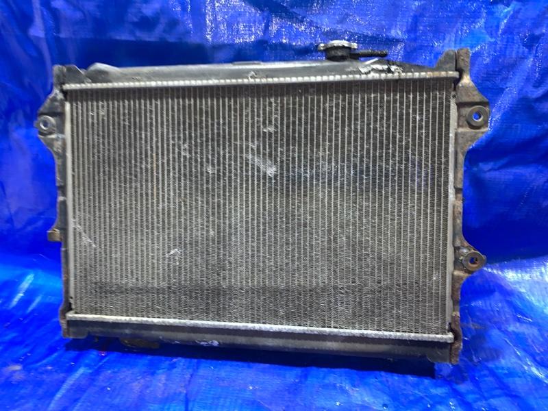 Радиатор основной Mazda Proceed Marvie UV66R G6 (б/у)