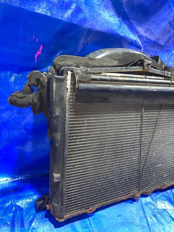 Радиатор основной Toyota Hiace LH178 5L (б/у)