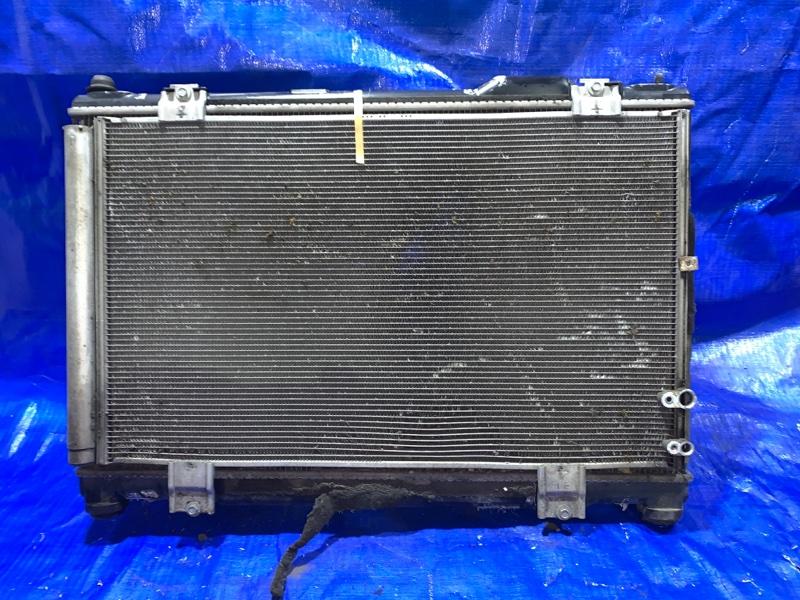 Радиатор основной Toyota Crown GRS183 3GRFSE (б/у)