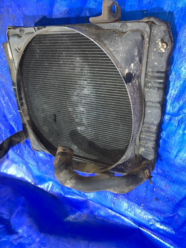 Радиатор основной Isuzu Elf NKR66L 4HF1 (б/у)