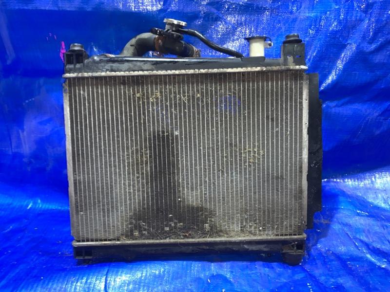 Радиатор основной Toyota Probox NCP55 1NZFE (б/у)
