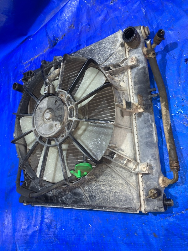 Радиатор основной Suzuki Jimny JB23 K6A (б/у)