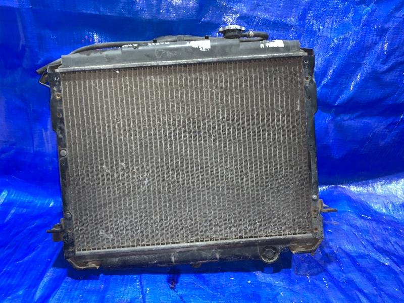 Радиатор основной Nissan Atlas R4F23 QD32 (б/у)