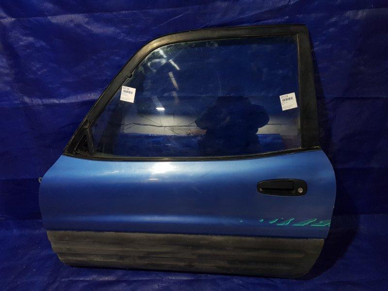 Дверь Toyota Rav4 SXA10 передняя левая (б/у)