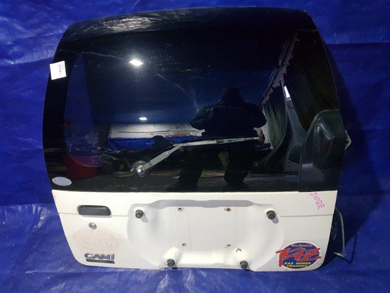 Дверь 5-я Toyota Cami J102E (б/у)
