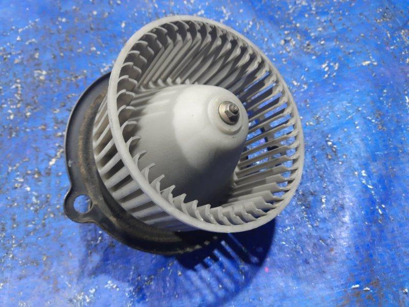 Мотор печки Mitsubishi Delica P15V (б/у)