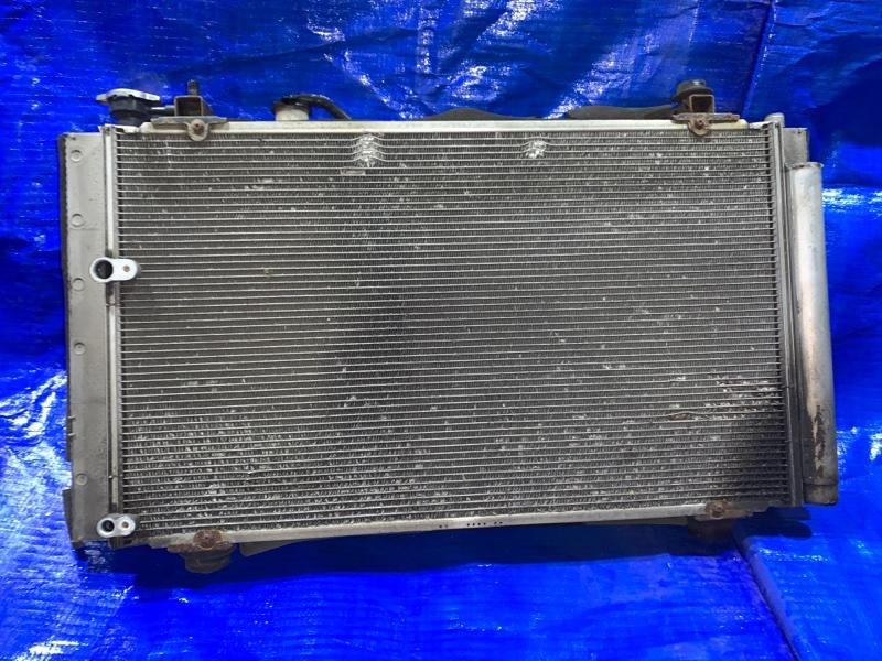 Радиатор основной Toyota Prius NHW20 1NZFXE (б/у)