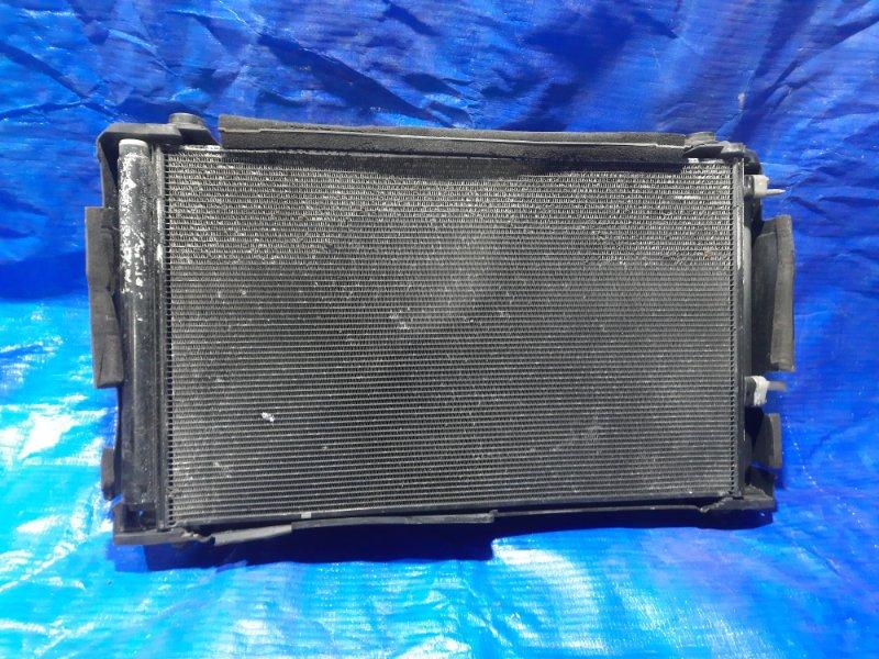 Радиатор основной Toyota Estima ACR55 2AZFE (б/у)