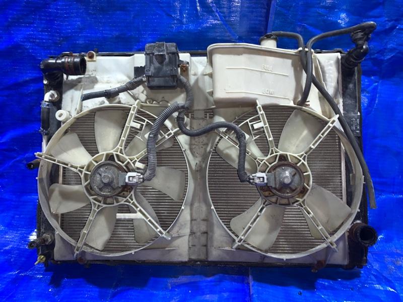 Радиатор основной Toyota Alphard ANH15 2AZFE (б/у)