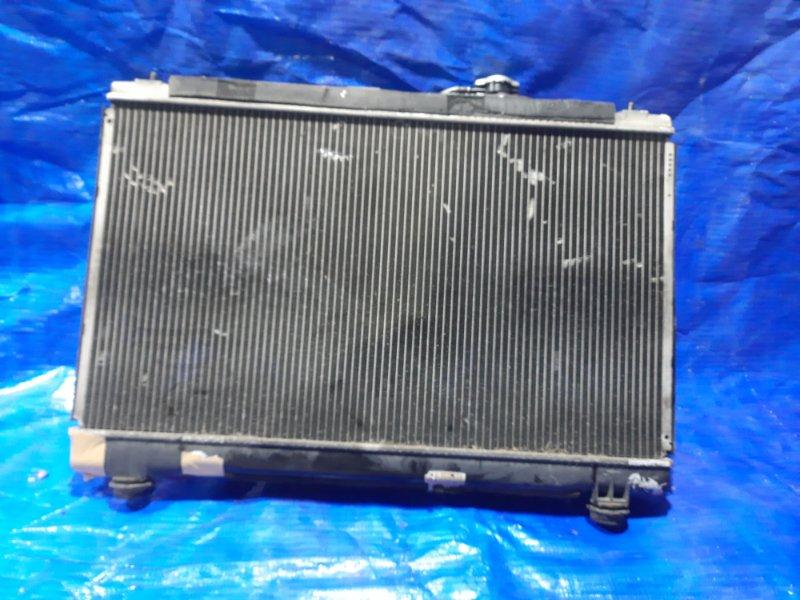 Радиатор основной Toyota Noah AZR65 1AZFSE (б/у)