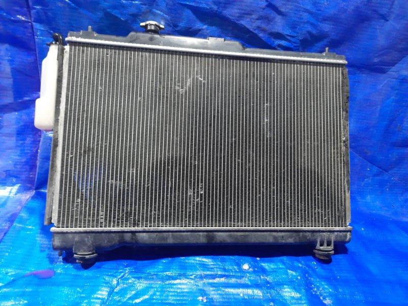 Радиатор основной Toyota Estima ACR40 2AZFE (б/у)