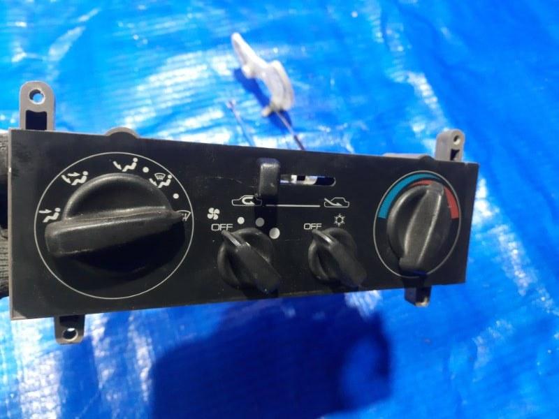 Блок управления климат-контролем Mitsubishi Pajero Junior H57A (б/у)