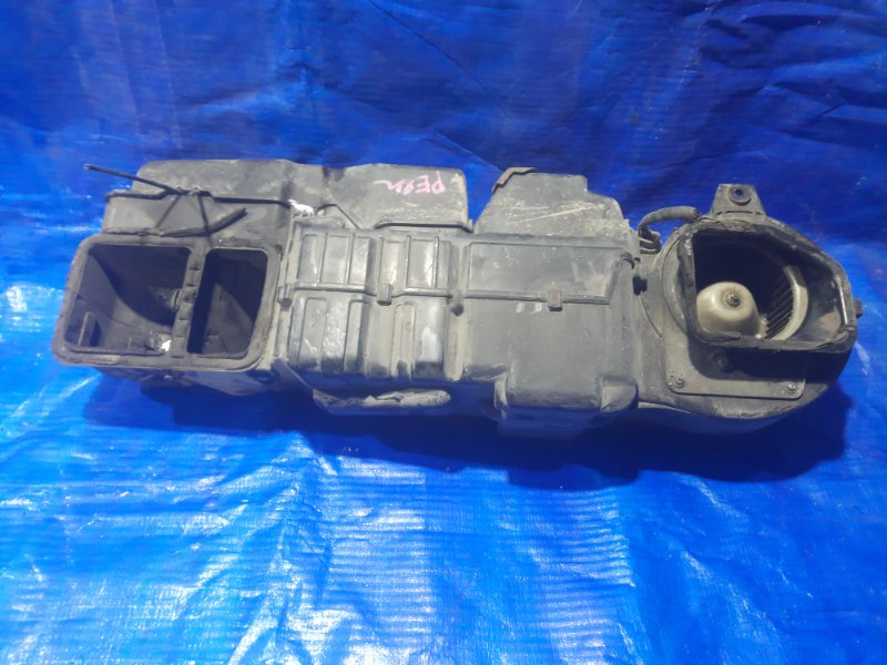 Печка салона Mitsubishi Delica PE8W задняя (б/у)
