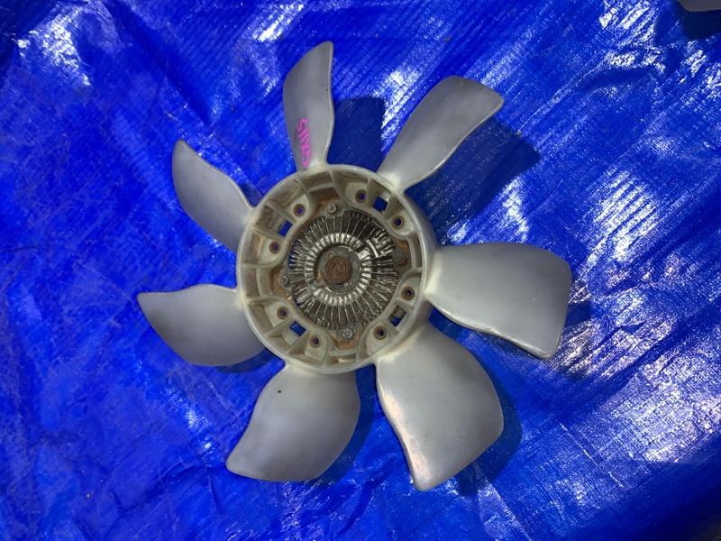 Вентилятор с вязкостной муфтой Toyota Mark Ii GX115 1GFE (б/у)